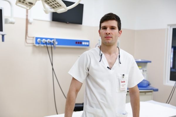 Dr. Gîngeoveanu Dumitru Gabriel